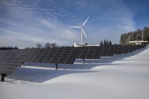 Groene energievormen in Nederland