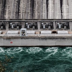 Waterkracht energie