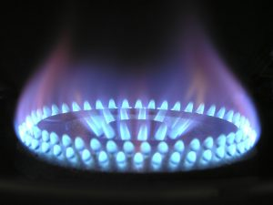 Grijze energiebron aardgas